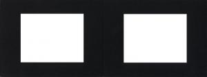 Klapp-Passepartout  9x12 / Linhof