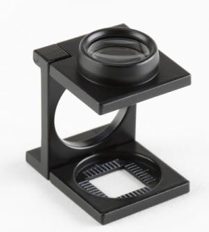 Peak Präzisions-Fadenzähler Aplanat Glaslinse