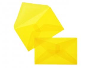 transparente Briefumschläge 62 x 98mm