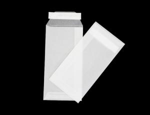 transparente Briefumschläge 90 x 220mm
