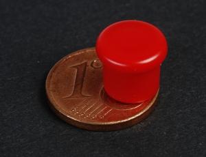 MiniMagnet Rot