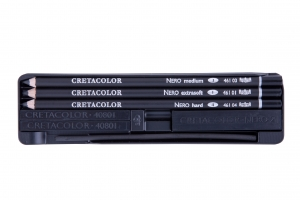 CRETACOLOR - NERO Pocket-Set
