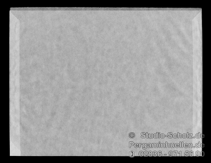 Pergaminhüllen für 24x30cm