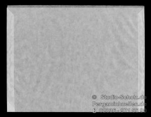 Pergaminhüllen für 25x35cm