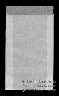 Pergaminhüllen für 6 x 15cm