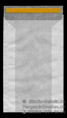 Pergaminhüllen für 7,5 x 11,5cm - SK