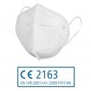 FFP2 Atemschutzmaske - gefaltet