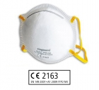 FFP2 Atemschutzmaske - vorgewölbt